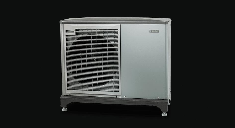 La pompe à chaleur NIBE F2040 : silencieuse et design